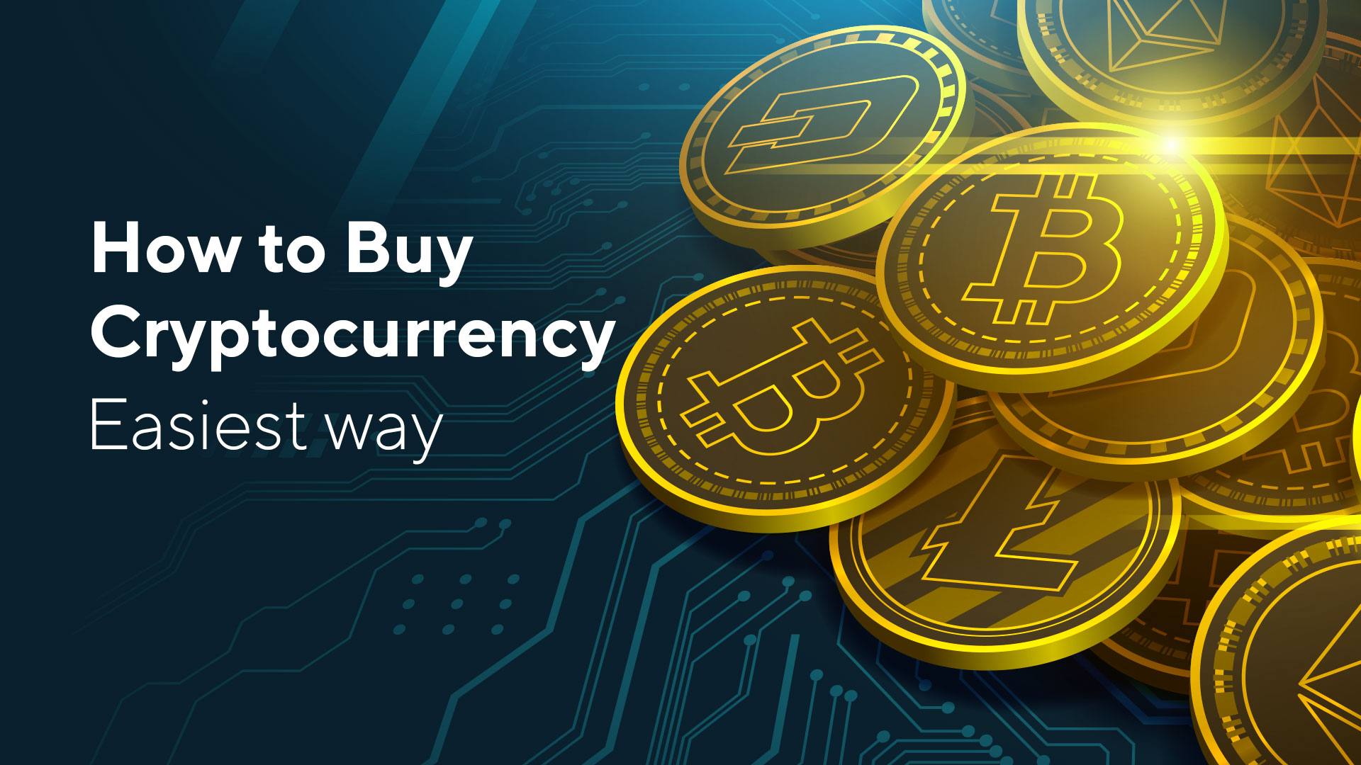 How to Buy Cryptocurrency: A Complete Guide on The Easiest ...