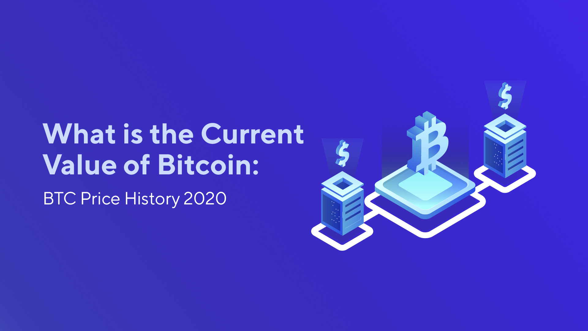 What is the Current Value of Bitcoin: BTC Price History 2020
