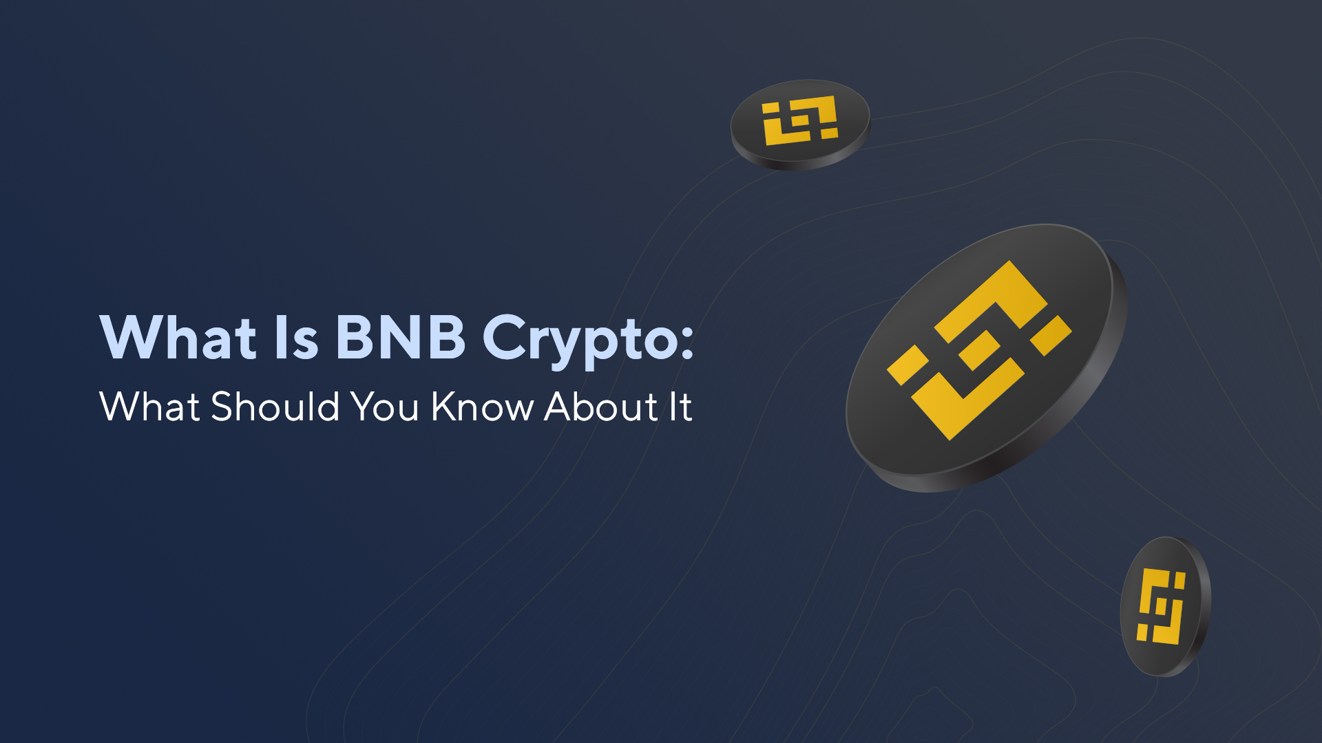 What Is BNB Crypto: What Should You Know About It