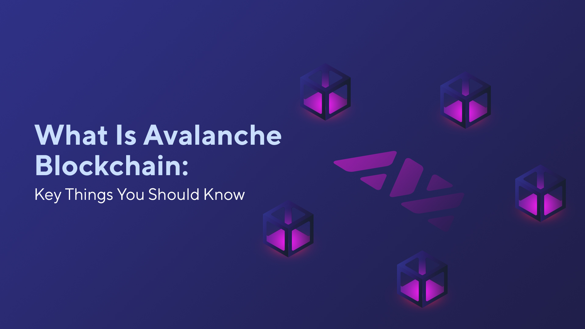What Is Avalanche Blockchain: Key Things You Should Know