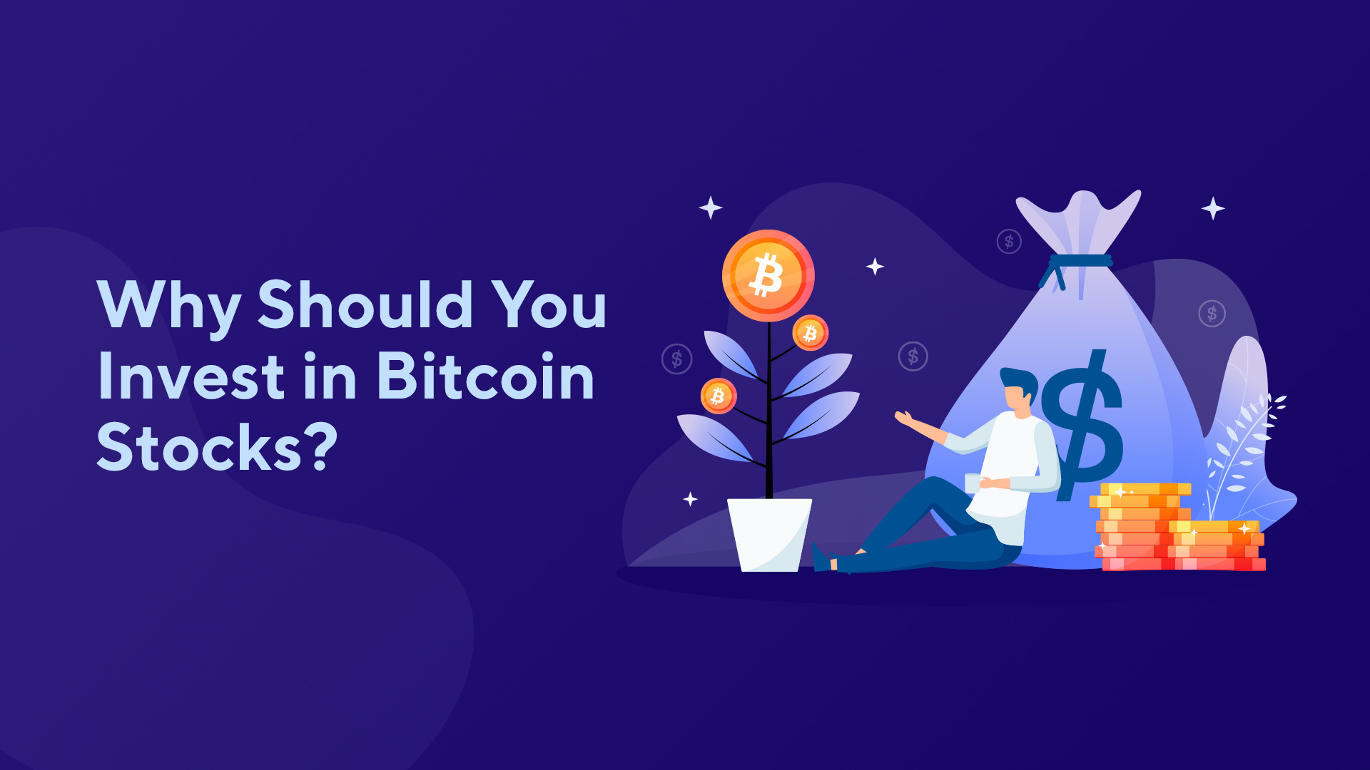 Why Should You Invest in Bitcoin Stocks?