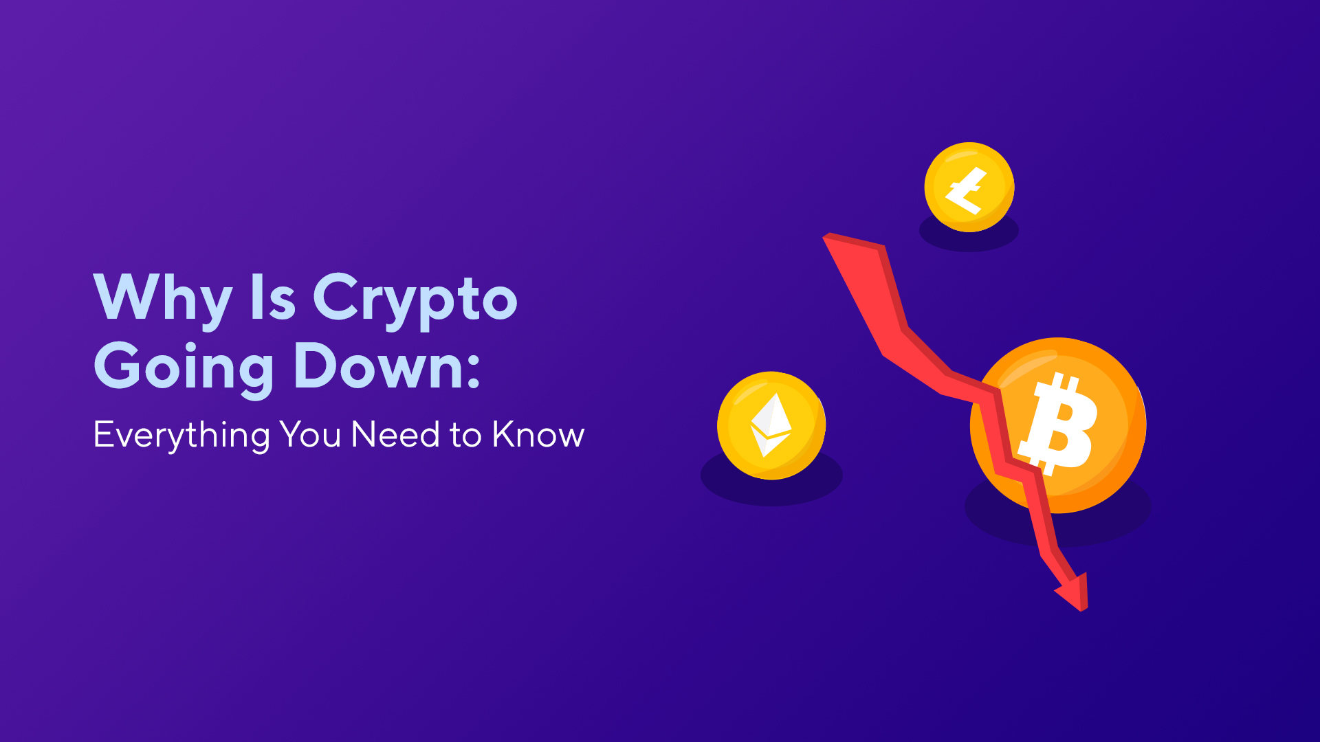 Why Is Crypto Going Down: Everything You Need to Know