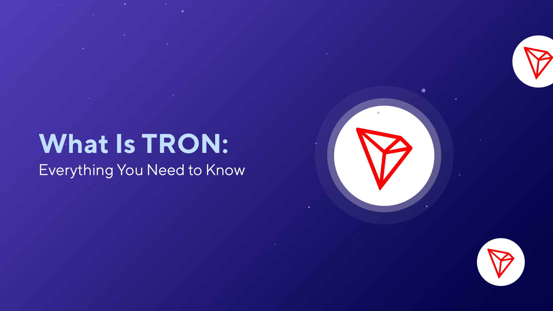 What Is TRON: Everything You Need to Know