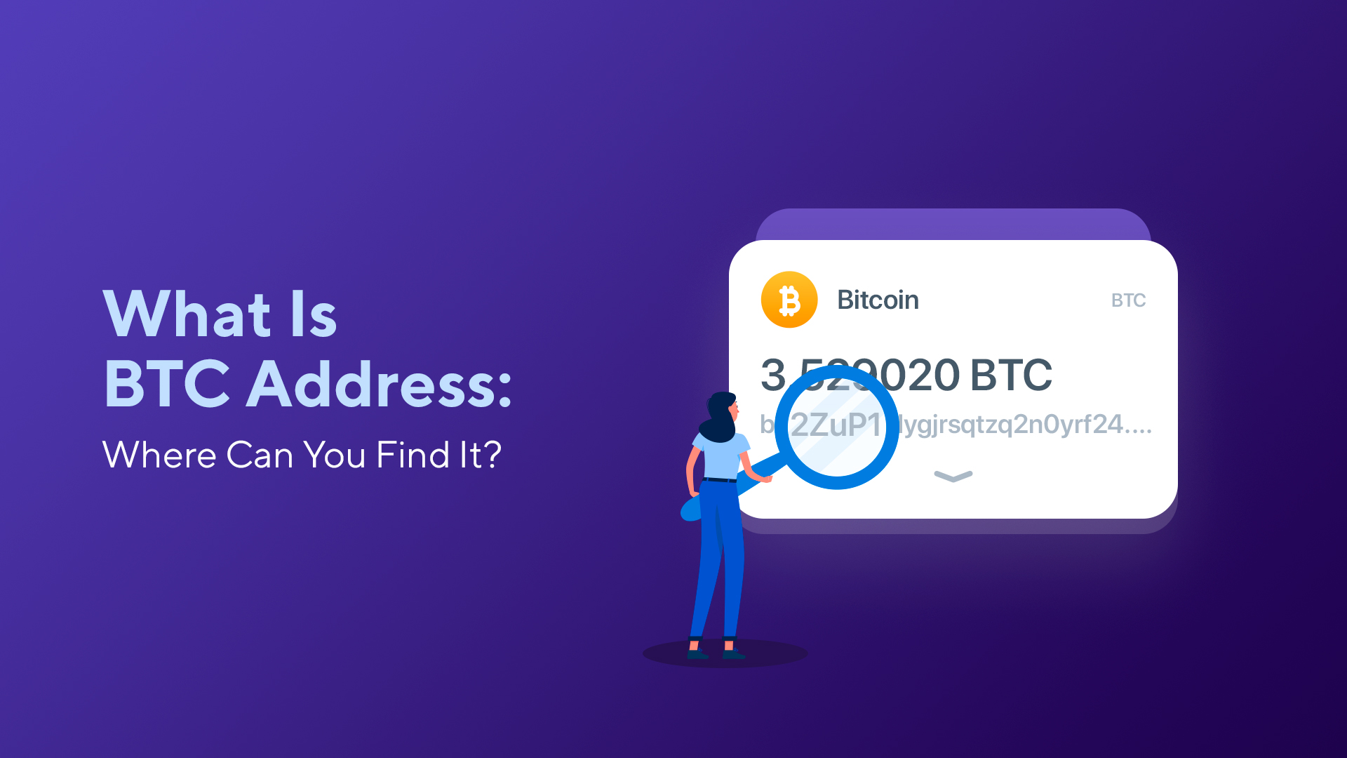 What Is My BTC Address: Where Can You Find It?